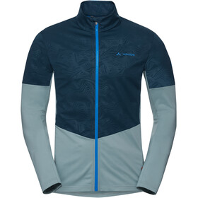 VAUDE All Year Moab Shirt Men blue elder